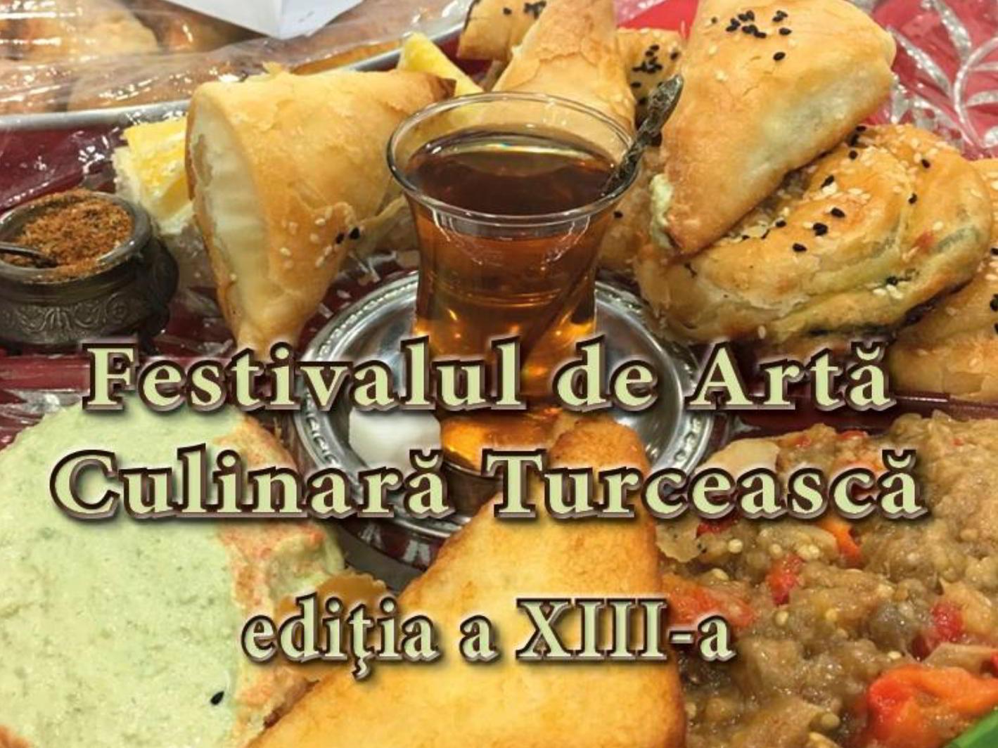 Festival de arta culinara turceasca in Constanta
