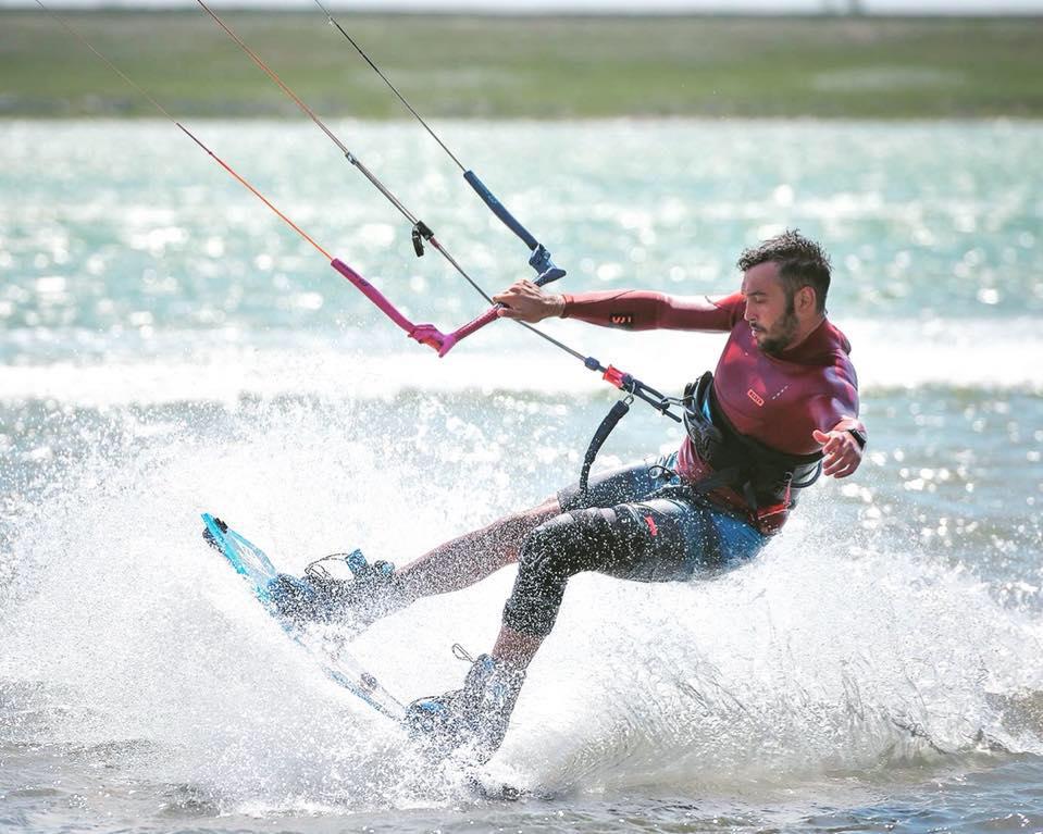 kitesurfing Constanta