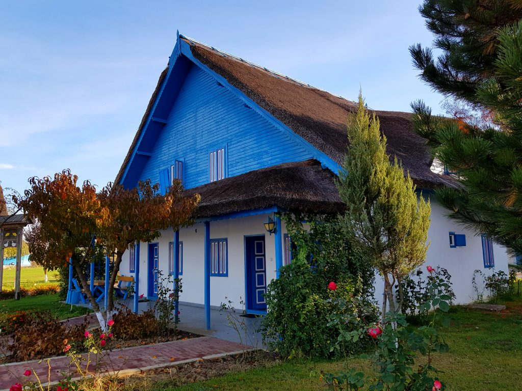 Casa traditionala Dobrogea