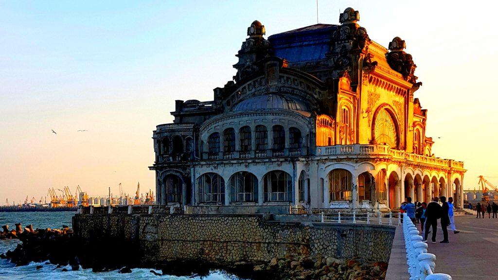 Regalitatea și Cazinoul din Constanta