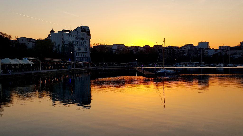 Portul Tomis Constanta