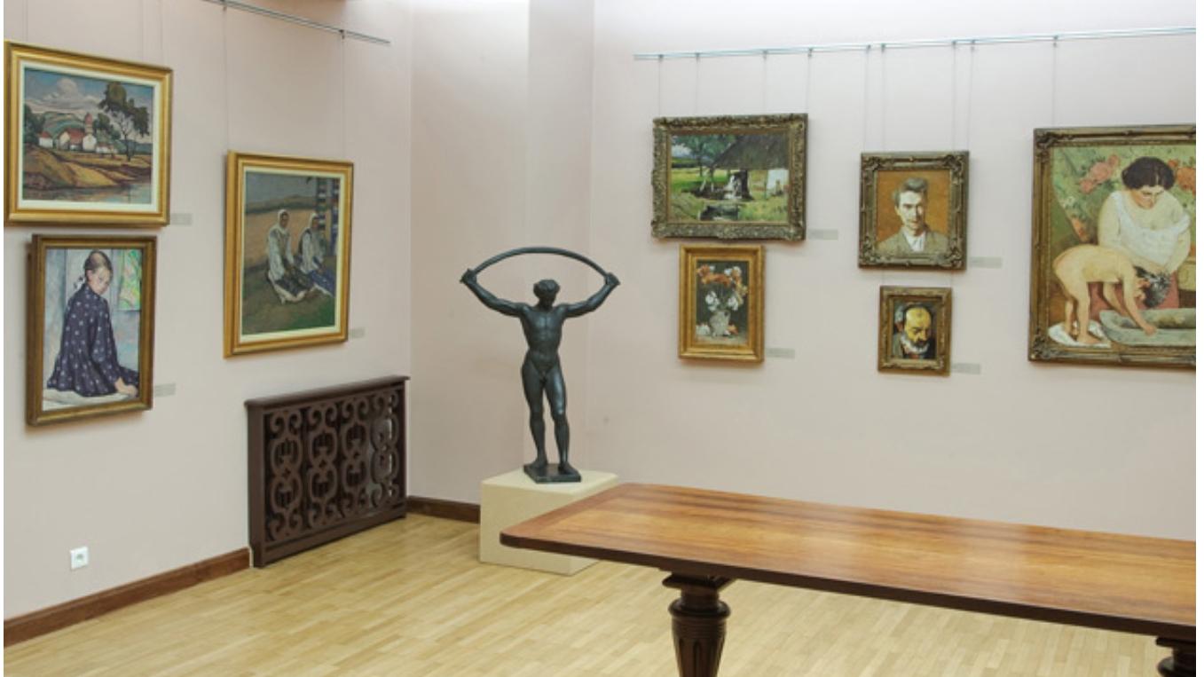 Casa cu lei, imobilul care a declanșat pasiunea de-o viață a celui mai mare colecționar român de artă, Krikor Zambaccian