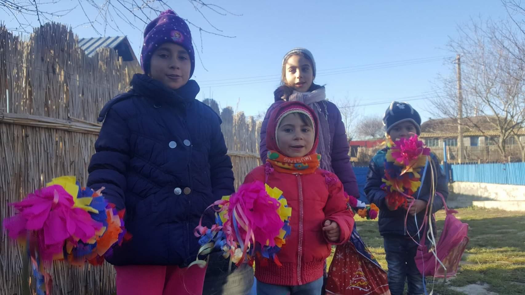 Obiceiuri de Anul Nou, în Dobrogea