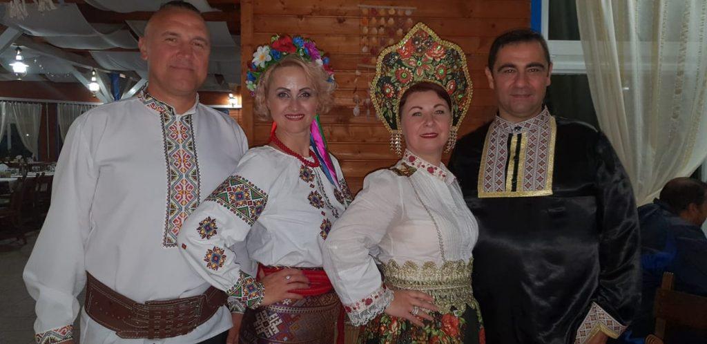 Ucraineni si lipoveni Sf Andrei