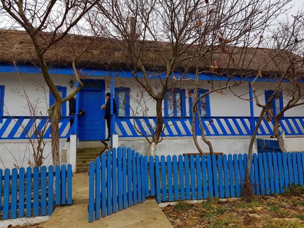 Suvenir din Dobrogea sat Visina