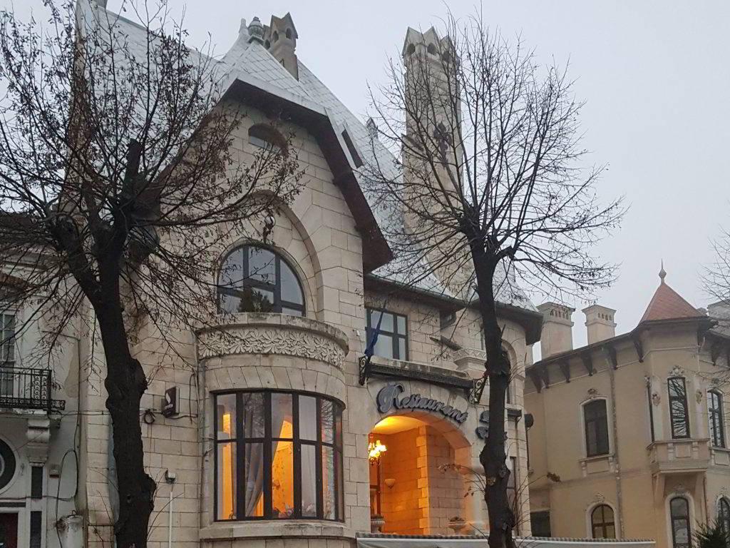Casa Cănănău Constanta
