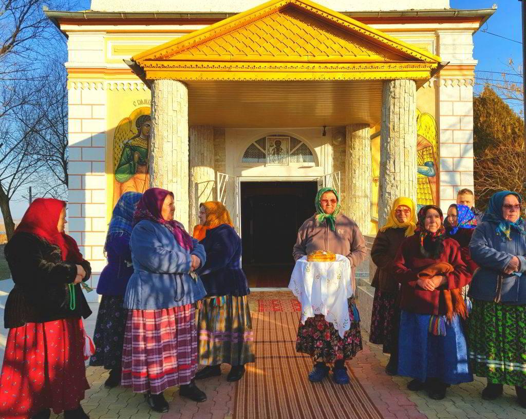 Biserica rit vechi Sarichioi