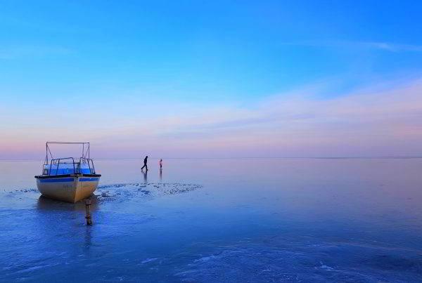 Iarna, Sarichioi e de poveste
