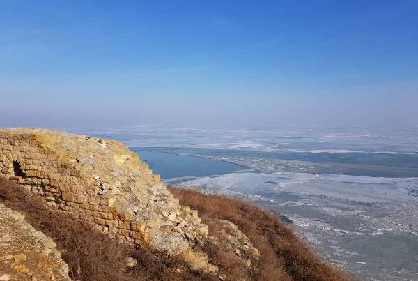 Jurilovca, Argamum, Capul Dolosman