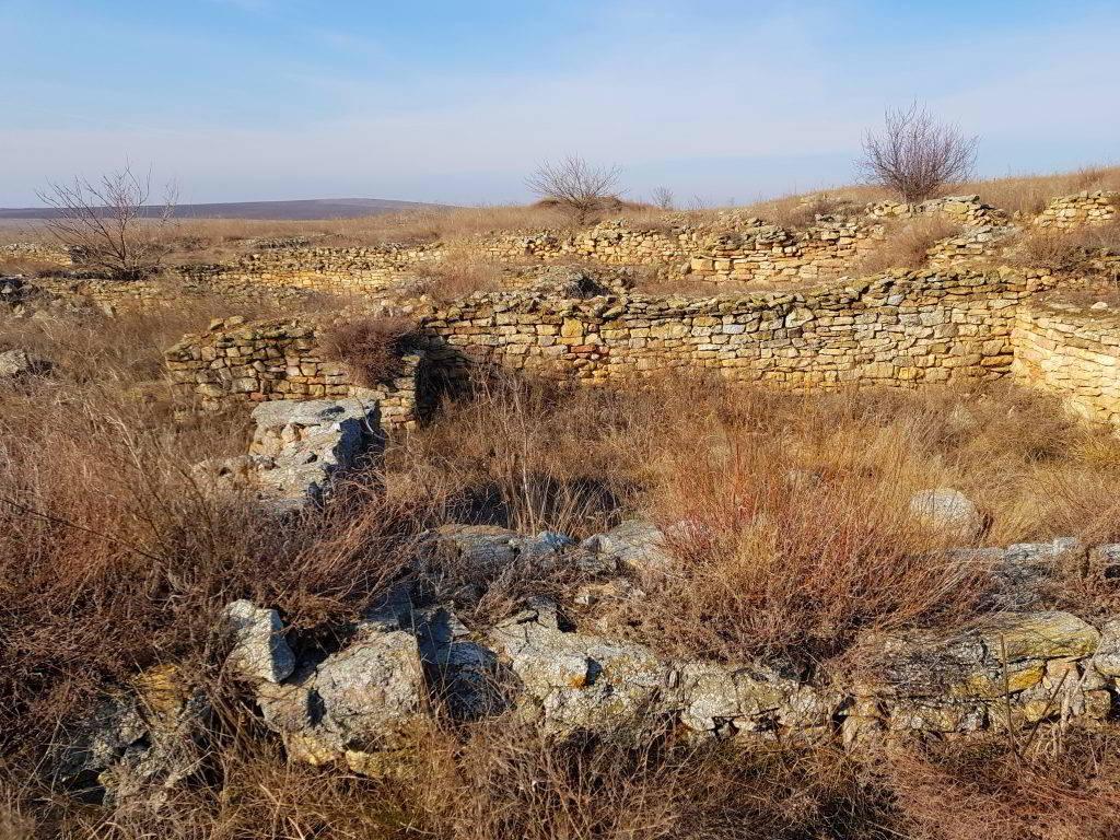 Cetatea Orgame Argamum