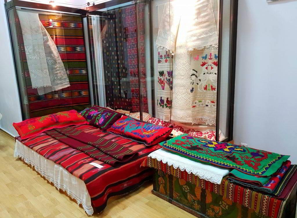 Patul din camera curata Dobrogea