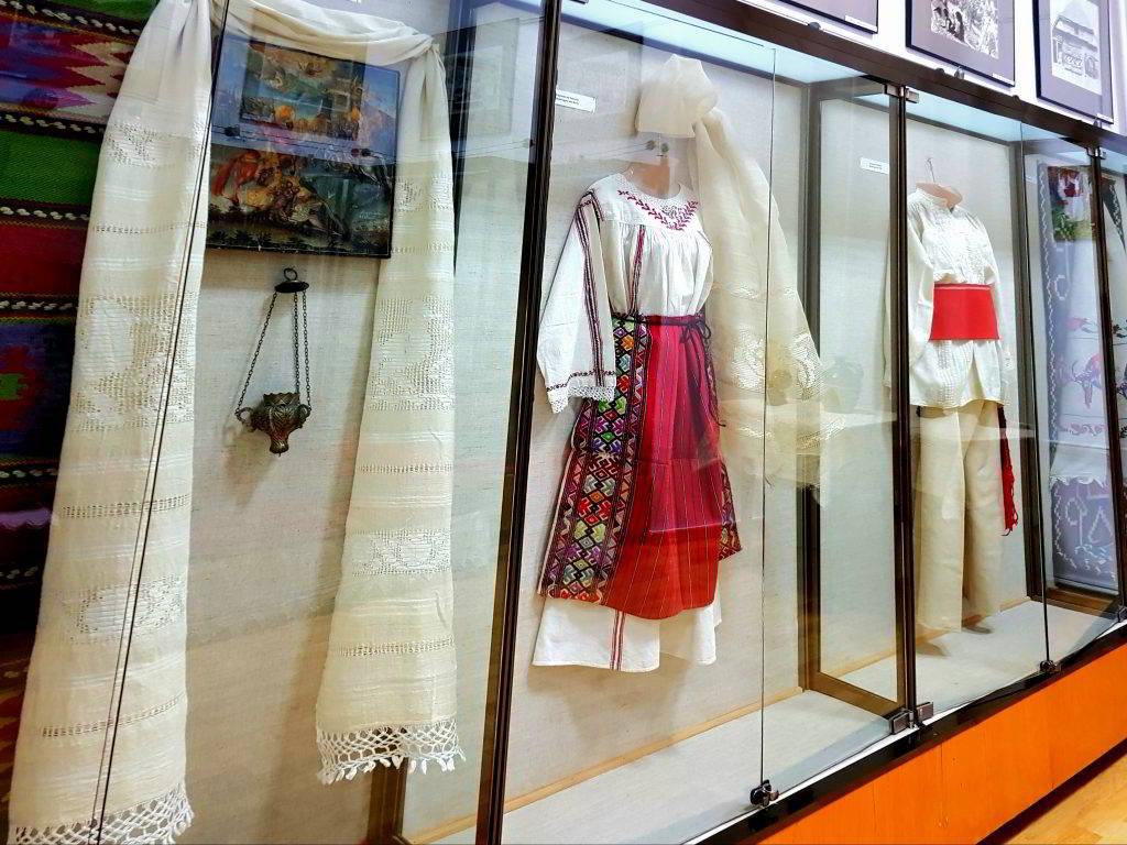 Costume traditionale Dobrogea