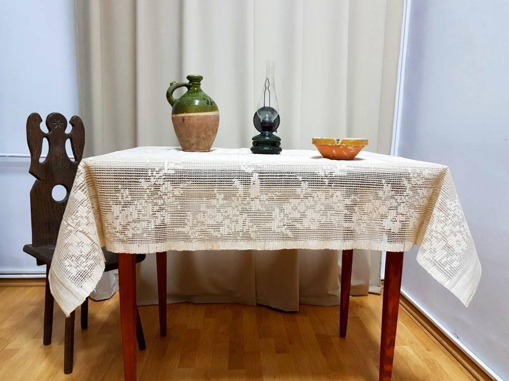 Masa din camera curata Dobrogea