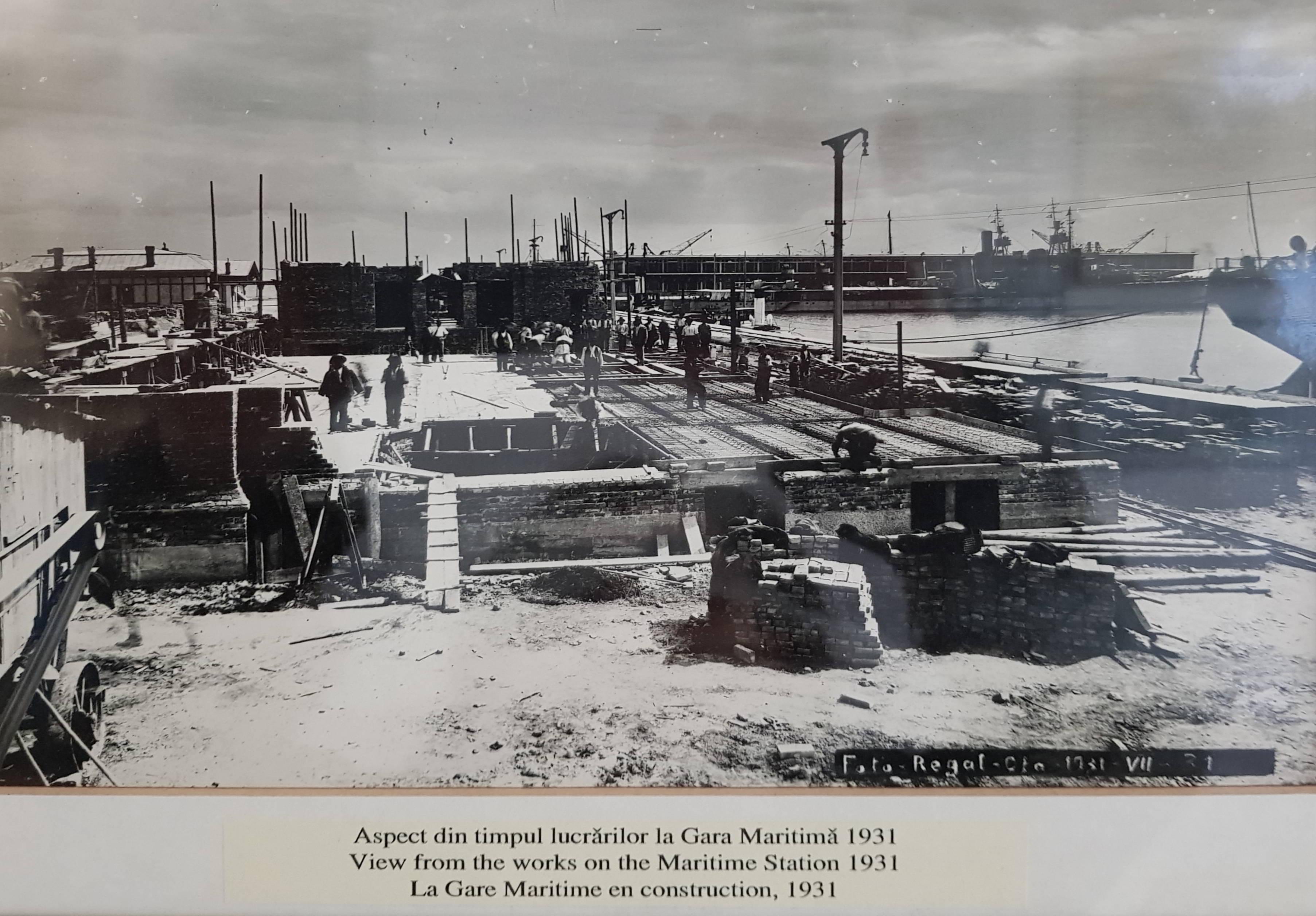 Gara Maritima Portul Constanta