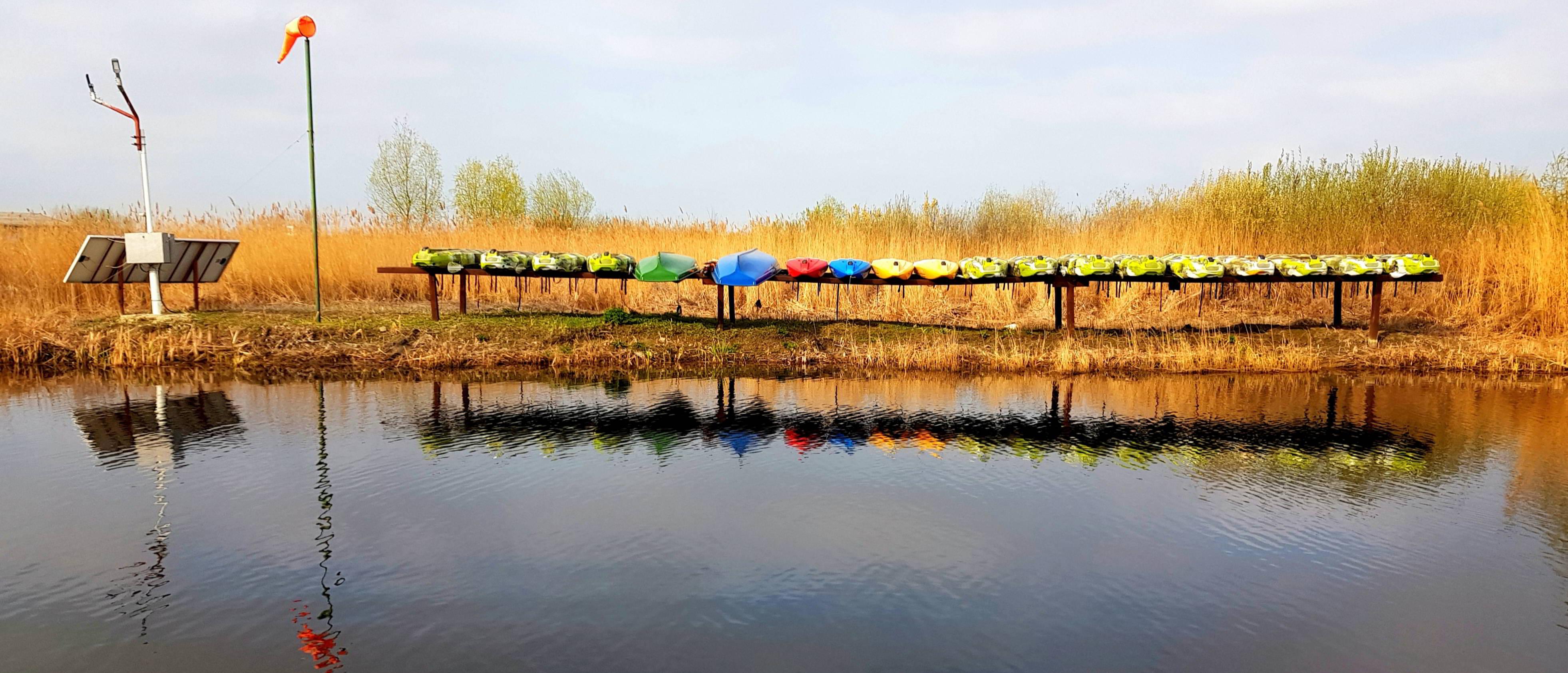 11.000 de turiști au petrecut în minivacanța de Paște și 1 Mai în Delta Dunării