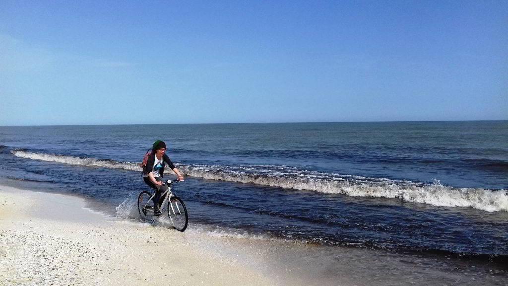 Excursie biciclete Jurilovca