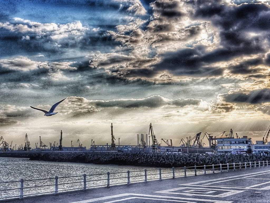 Port of Constantza