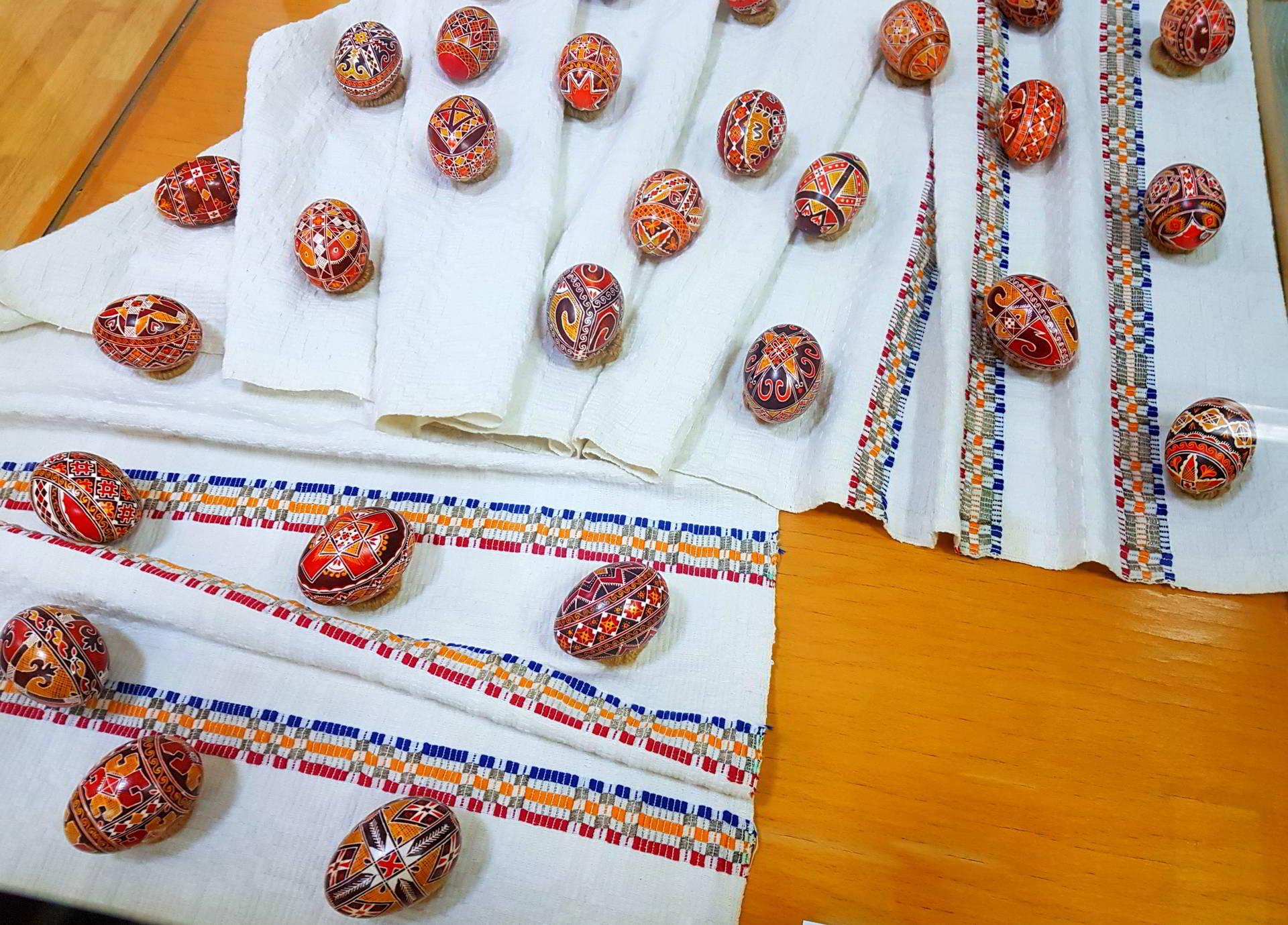 Tradiții și obiceiuri de Paște, în Dobrogea