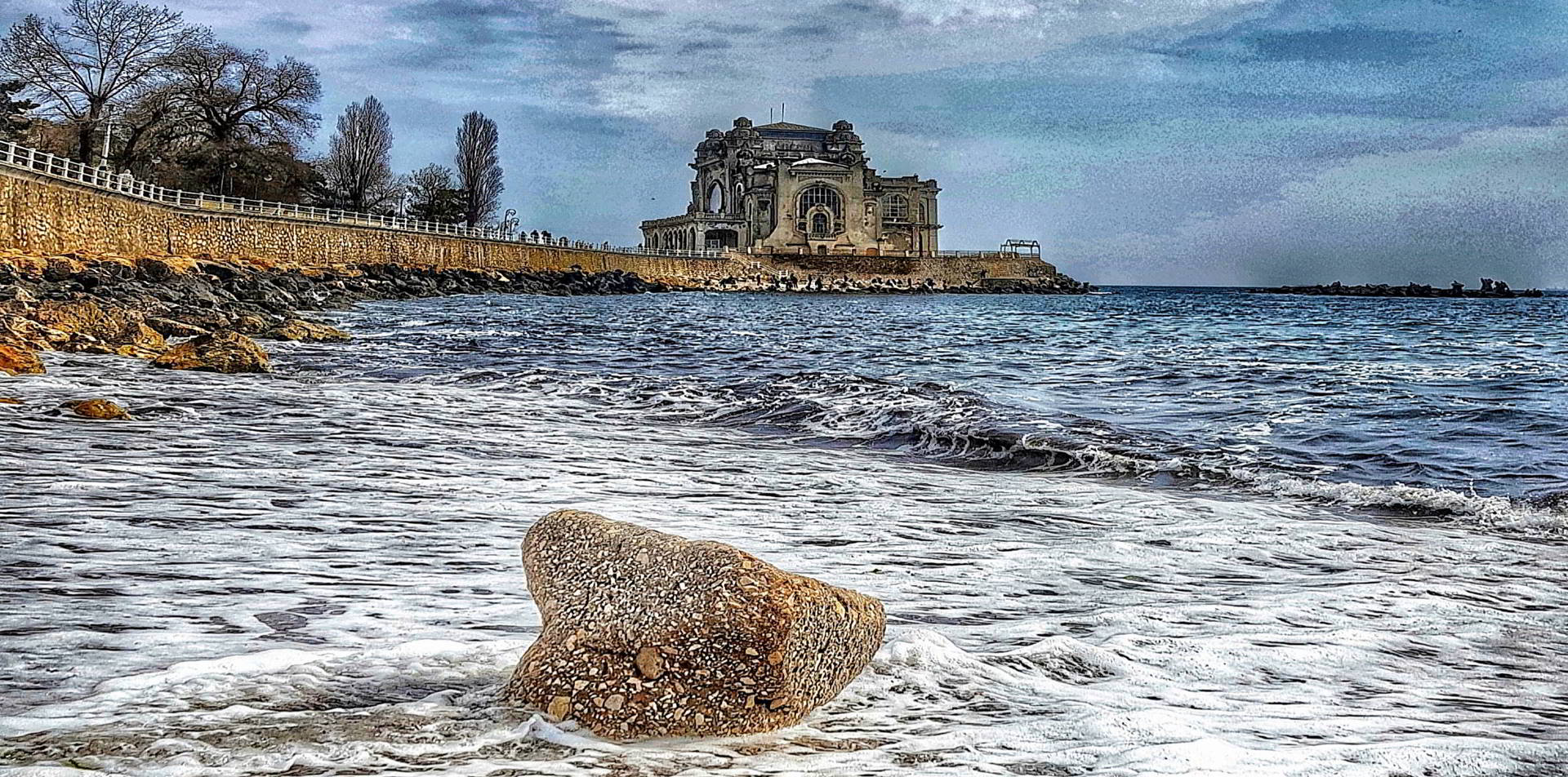 The Constanta Casino and its fabulous history
