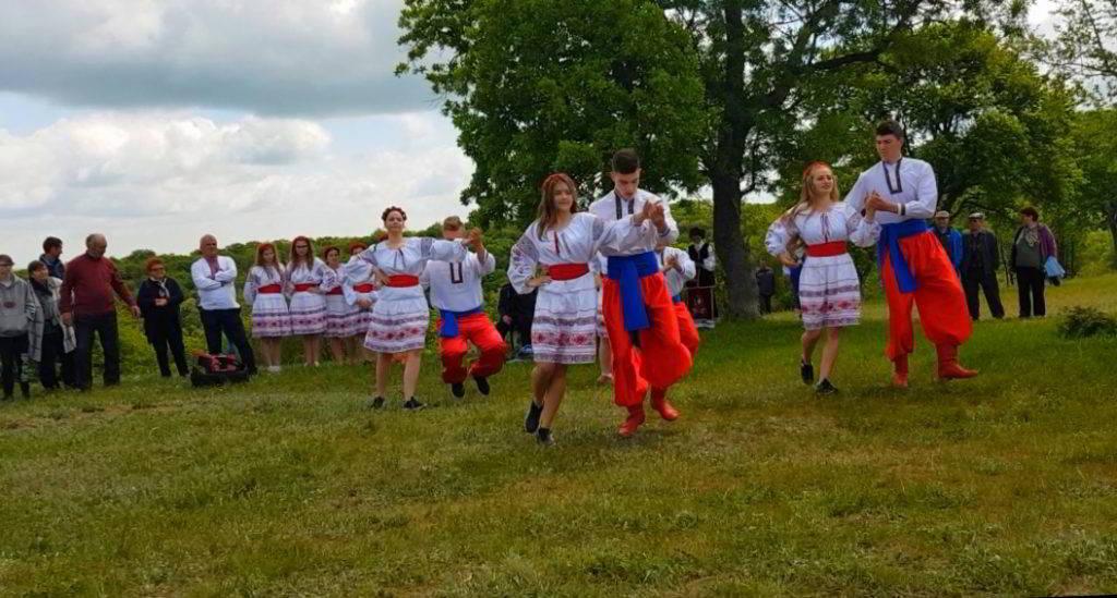 Festivalul Bujoruliu Fantana Mare