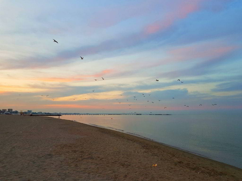 Plaja Mamaia Constanta