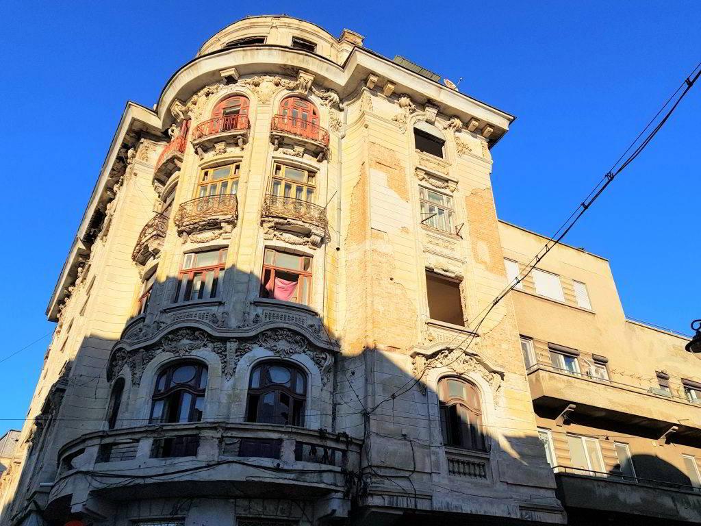 Casa Embiricos Constanta