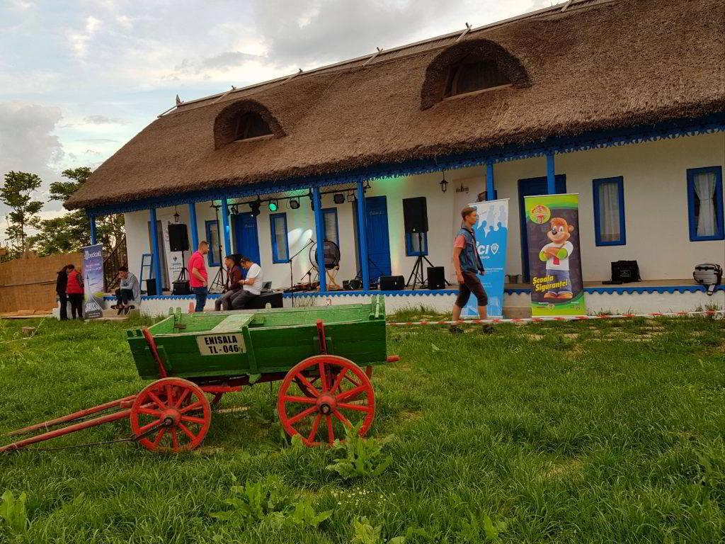 Suvenir din Dobrogea JCI 4X4 Play Jurilovca