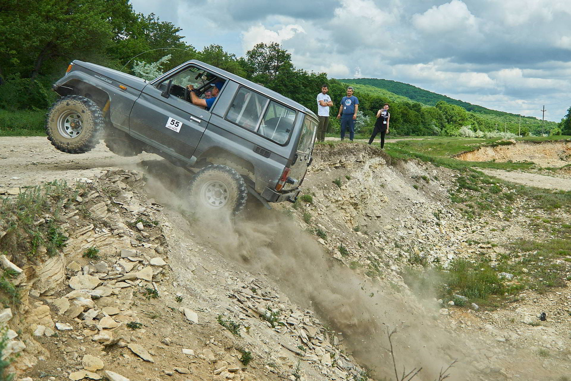 JCI Play 4X4 Jurilovca, un eveniment de excepție, apreciat de copii și adulți