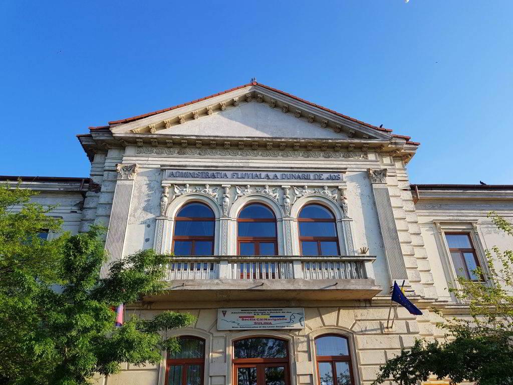Palatul Comisiei Europene Sulina