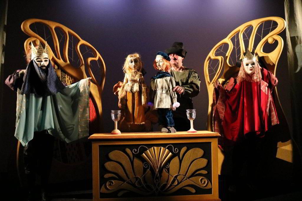 Rapunzel Teatru de copii
