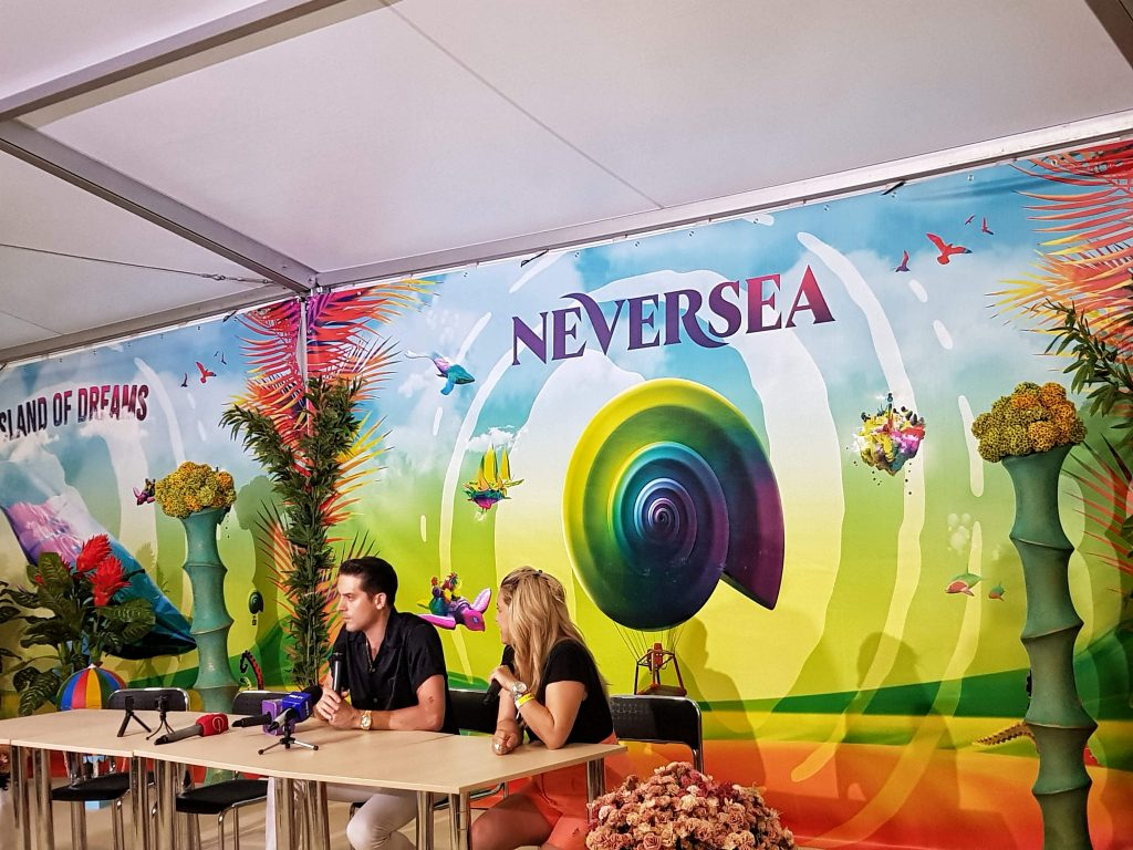 G-Eazy Neversea 2019
