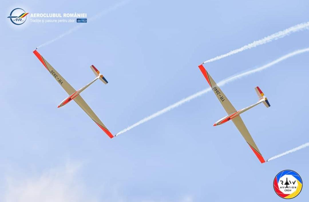 Black Sea Air Show, spectacol aviatic pe Aeroportul Mihail Kogălniceanu