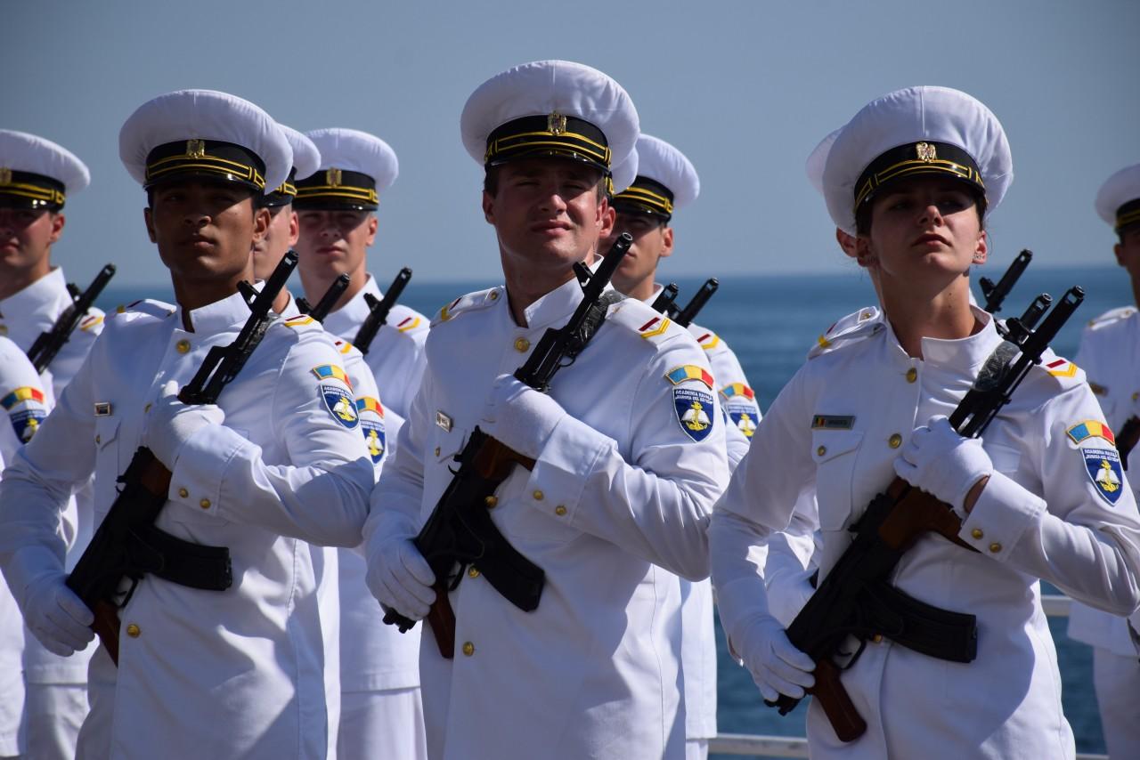 Pentru prima dată în istoria Zilei Marinei, publicul nu va avea acces la manifestări