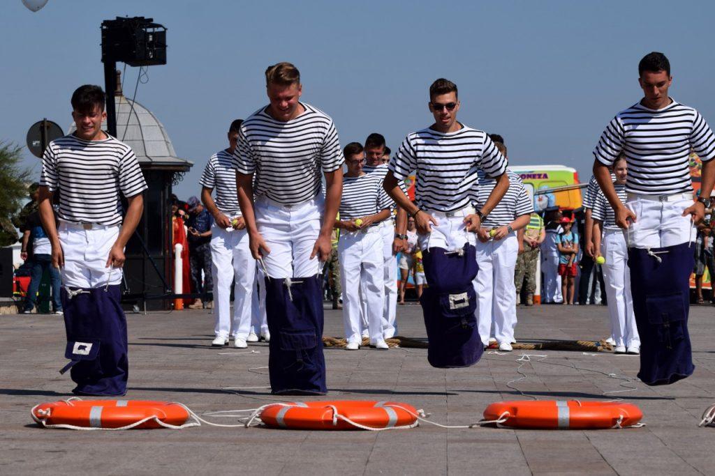Jocuri marinaresti Ziua Marinei
