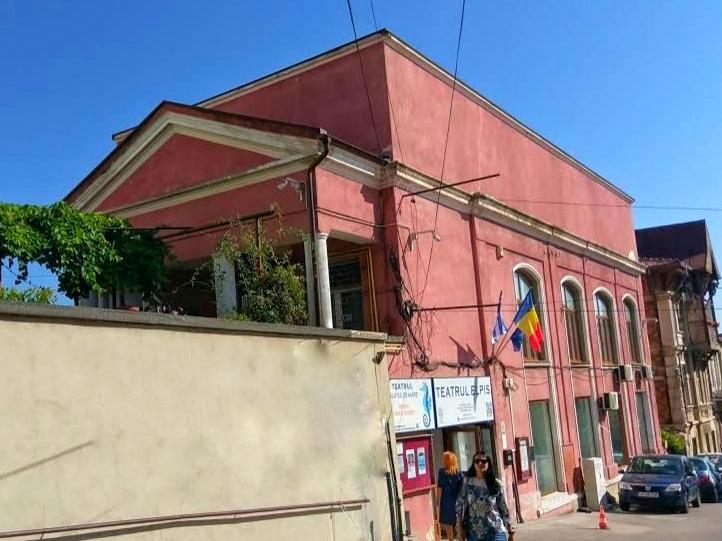 Teatrul Elpis Constanta