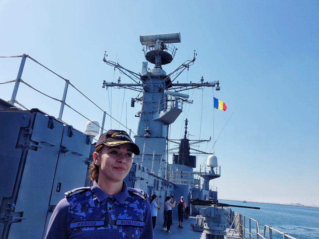 Femei Fregata Regele Ferdinand