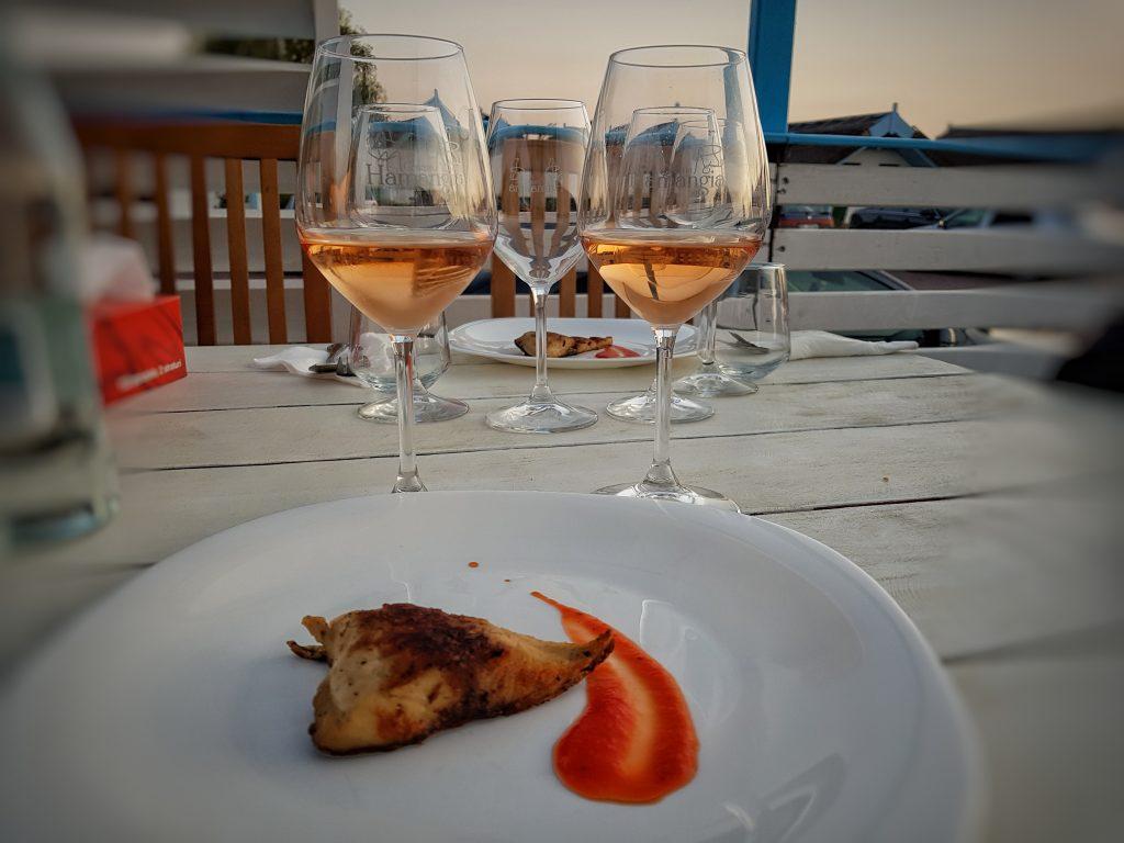 Degustare vin Hamangia Casa Pescarilor