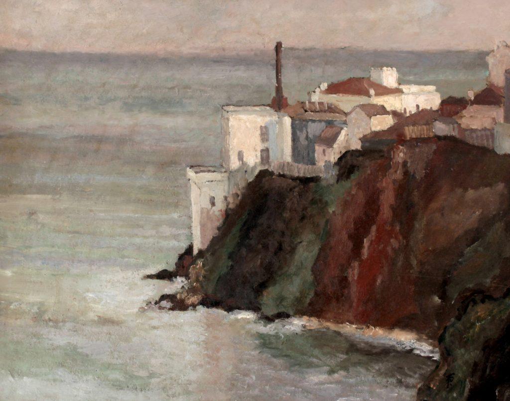 Theodor Pallady Peisaj din Constanta