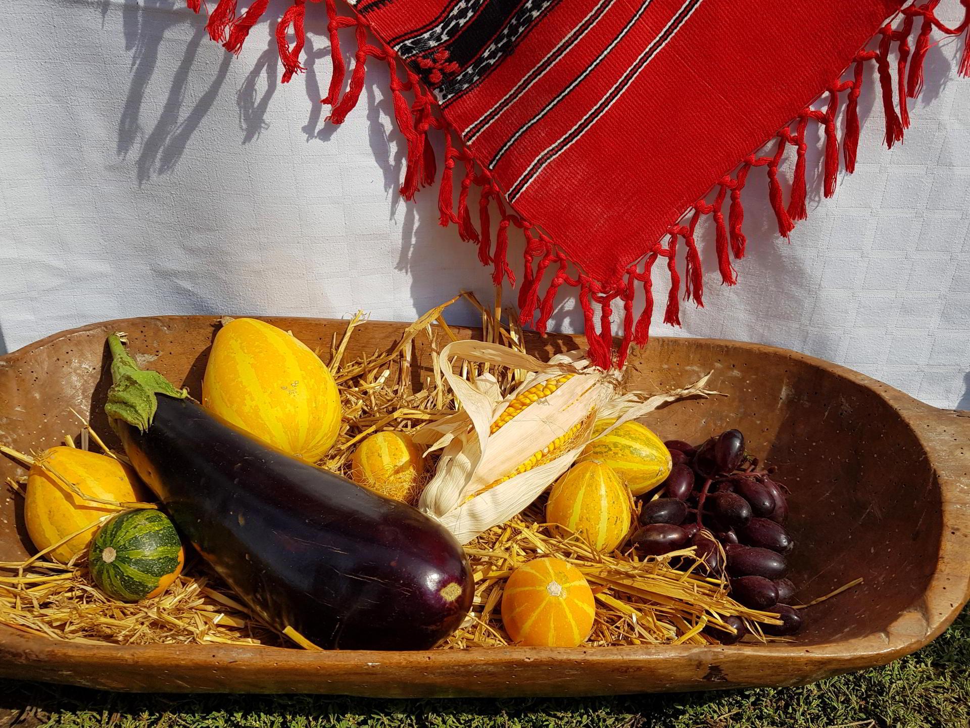 """Mii de constănțeni sărbătoresc toamna la Festivalul """"Rodul pământului"""" de la Cumpăna"""