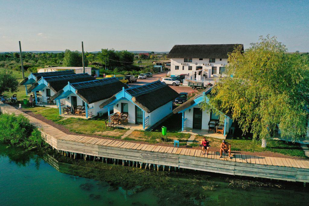 Casa Pescarilor Lunca