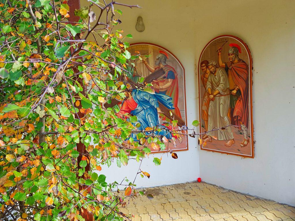 Manastirea Cerbu, Tulcea