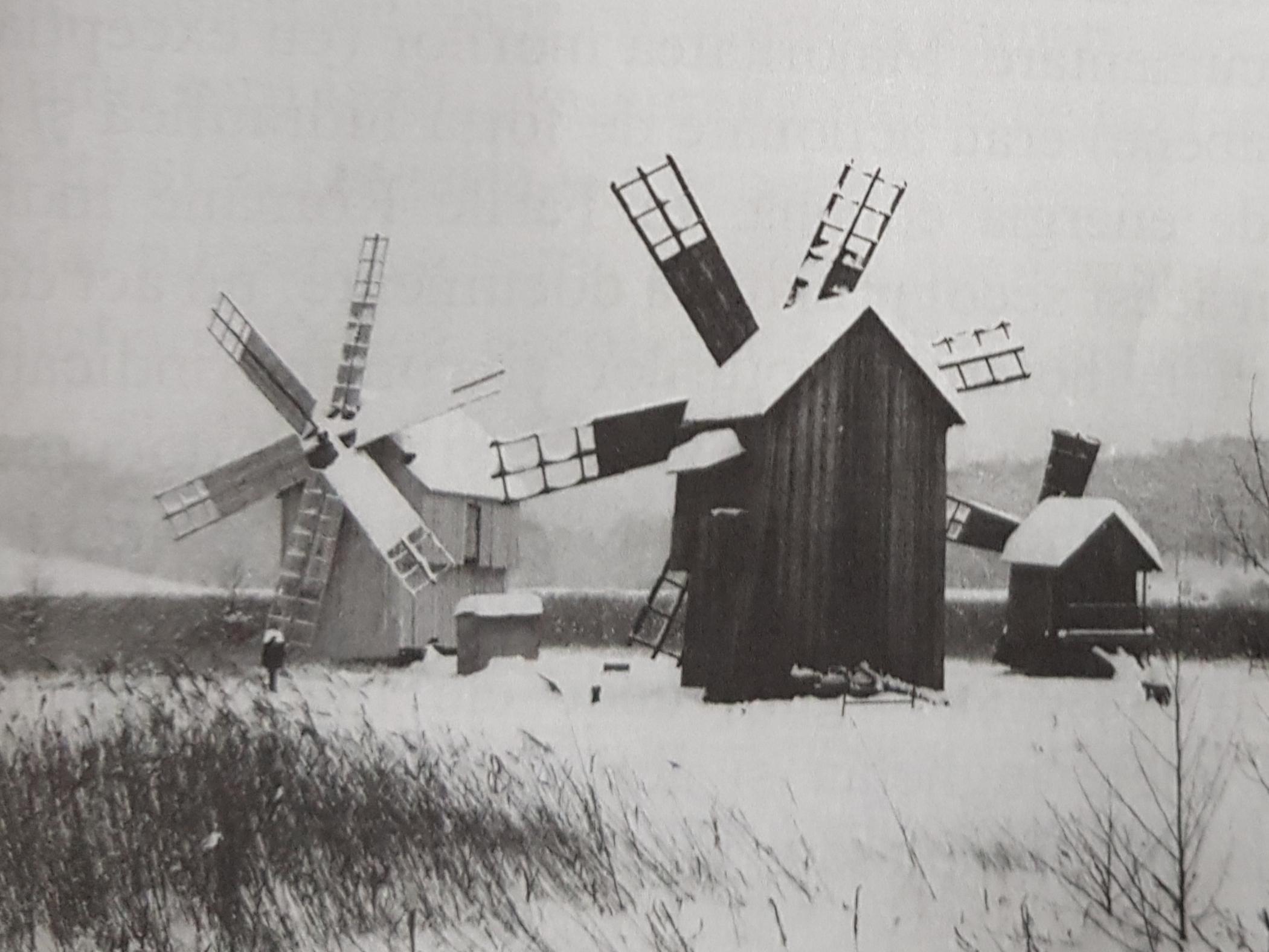 Dobrogea, țara vânturilor și a morilor de vânt