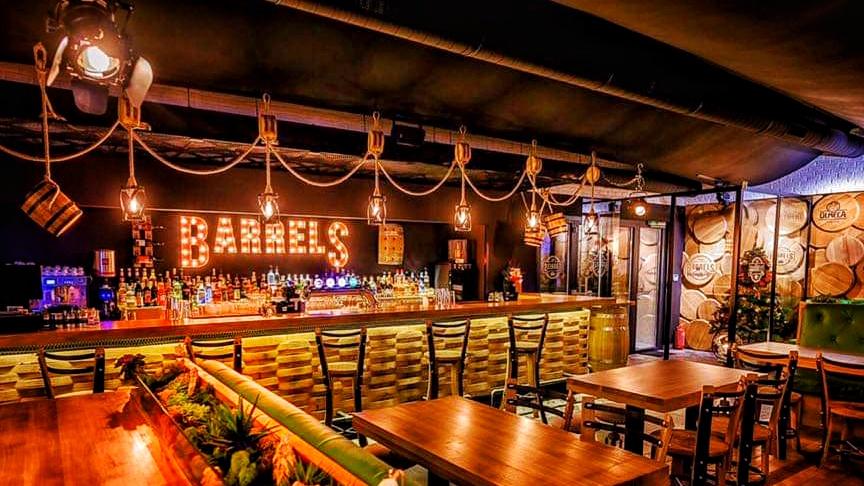 Barrels Pub