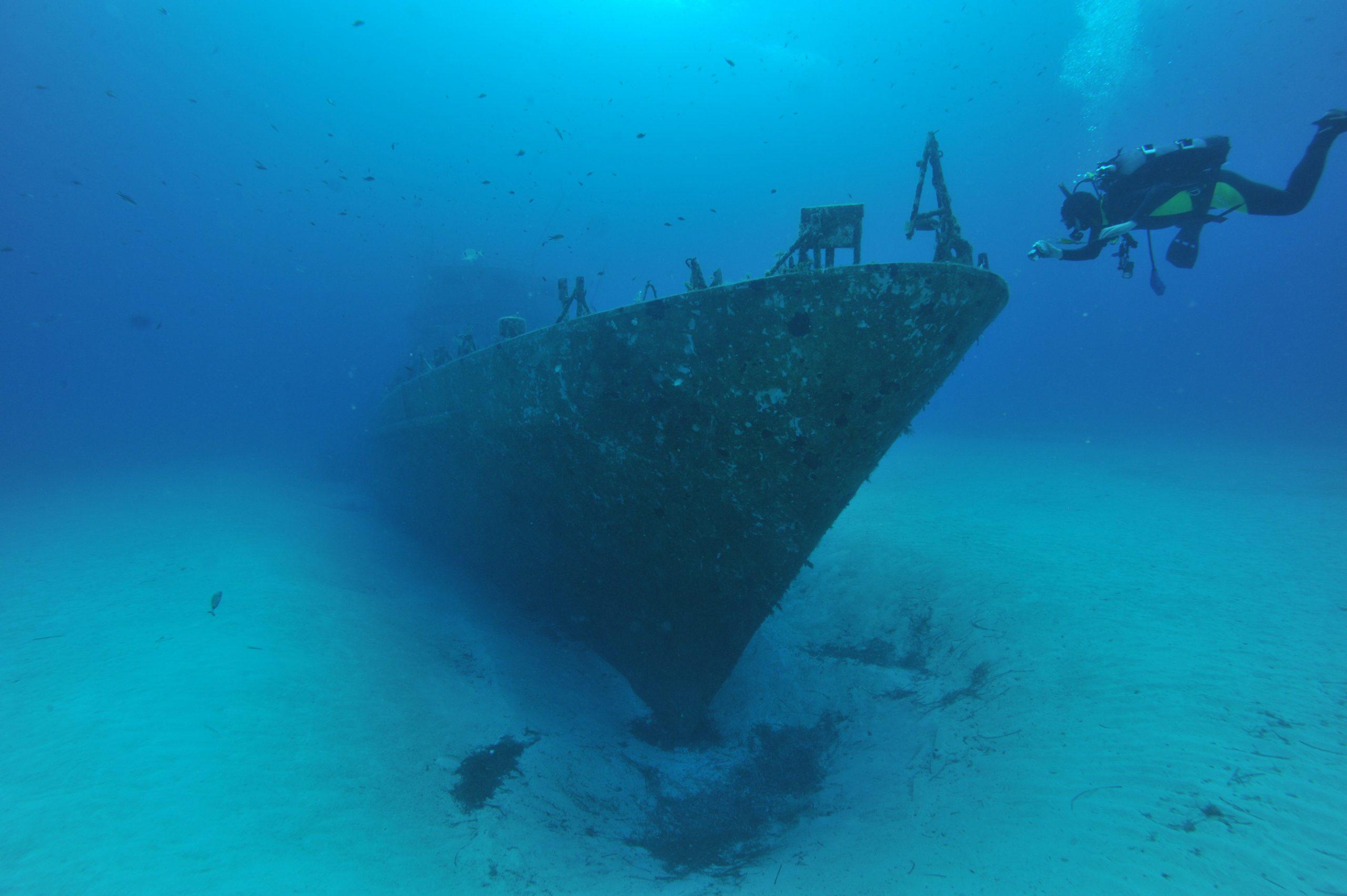 Arheologia subacvatică va scoate la lumină artefactele din Marea Negră