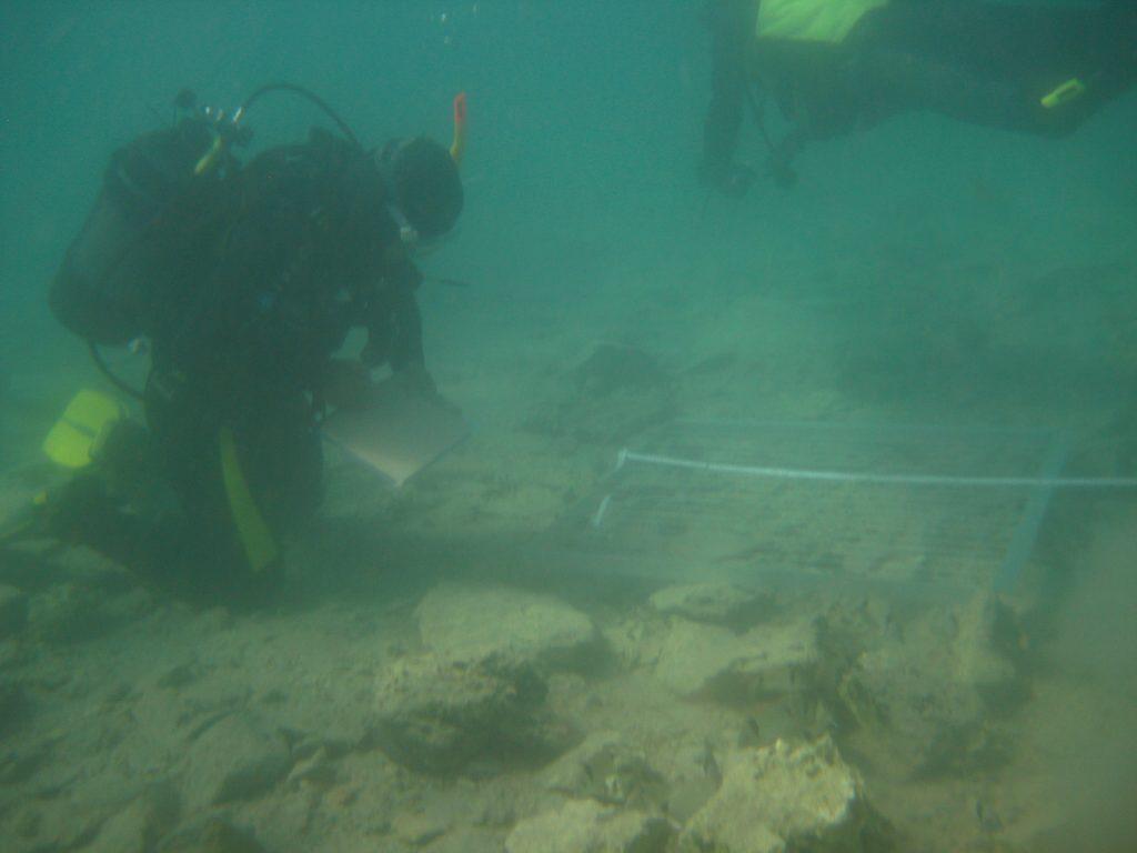 Arheologie subacvatica in Marea Neagra