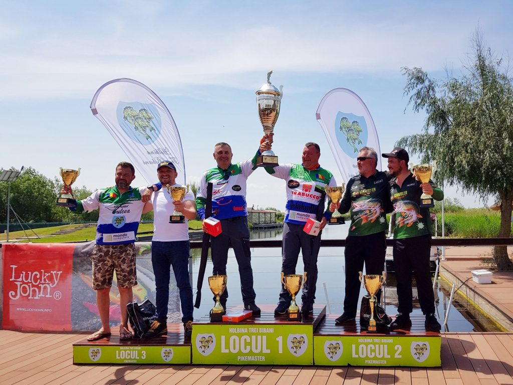 Competitii pescuit Holbina Trei Bibani