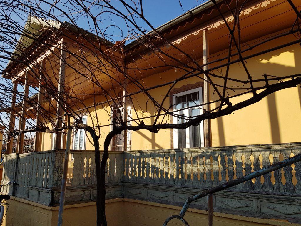 Descolindatul in Dobrogea