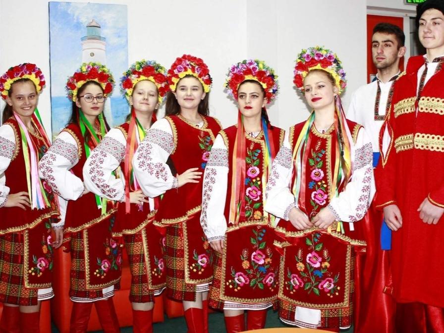 Ucraineni Dobrogea