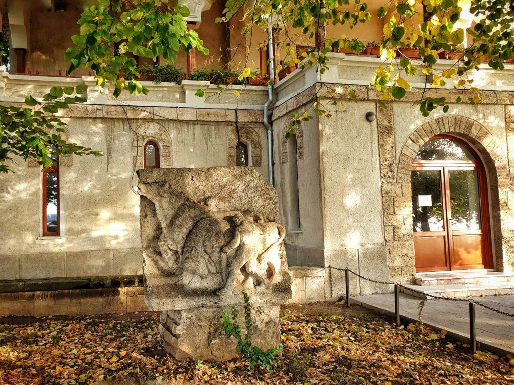 Muzeul de Sculptura Ion Jalea