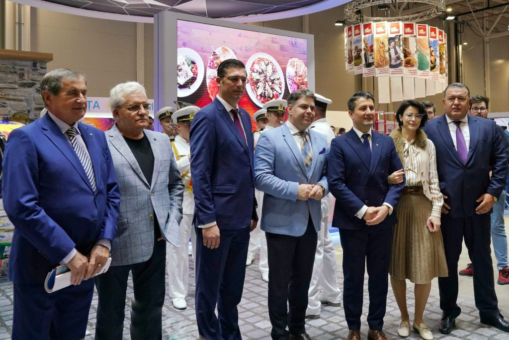 Standul Constanta-Mamaia Targ Turism 2020